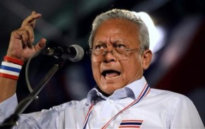 If you choose Suthep's side, you choose absolute dictatorship