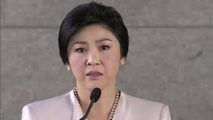 Tearful Yingluck Seeks Justice for Her Shinawatra Family