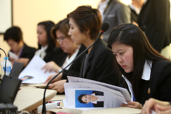 Thailand Election's Commission Urges Delay of Election
