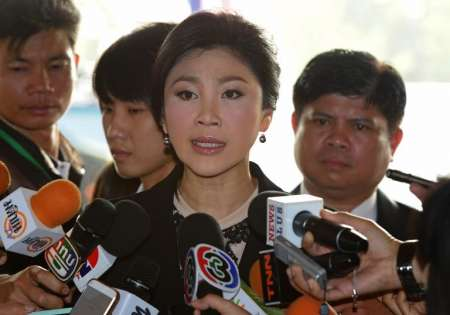 Ms Yingluck has called a snap election for February 2 to try to ease tensions, but the main opposition Democrat Party - which has not won an elected majority in about two decades - has vowed to boycott the vote.