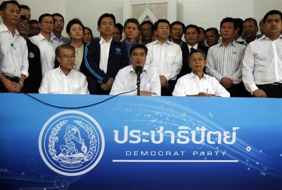 Thailand's Disloyal Opposition