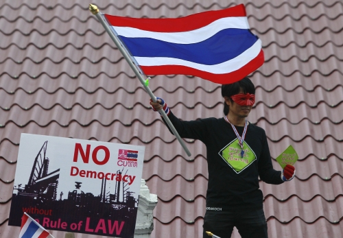 More Than 40 Countries Back Democratic Elections in Thailand