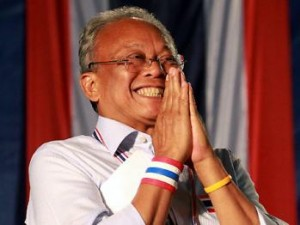 Mr. Suthep resigned from parliament in 1995 after being accused of using a land reform to funnel assets to allies, an episode that brought down the government.