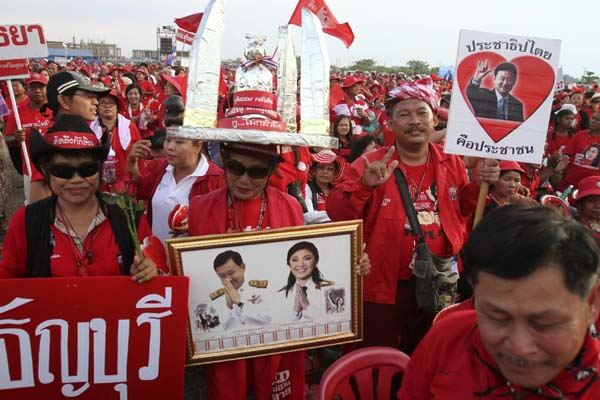 Thaksin was the first Thai leader to grasp the potential for winning support from the millions who still live in poverty in the Thai countryside, by providing them with subsidised healthcare and student loans.