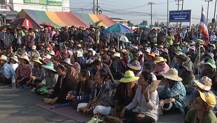Rice Subsidy Controversy Widens, Farmers Protest Against Non Payment