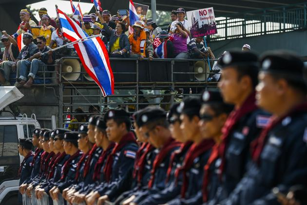 Thailand's Political Crisis a 'Big Cloud' for Investment, Economy