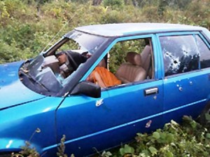 A monk and a ranger were killed by a bomb explosion in Pattani on Friday,