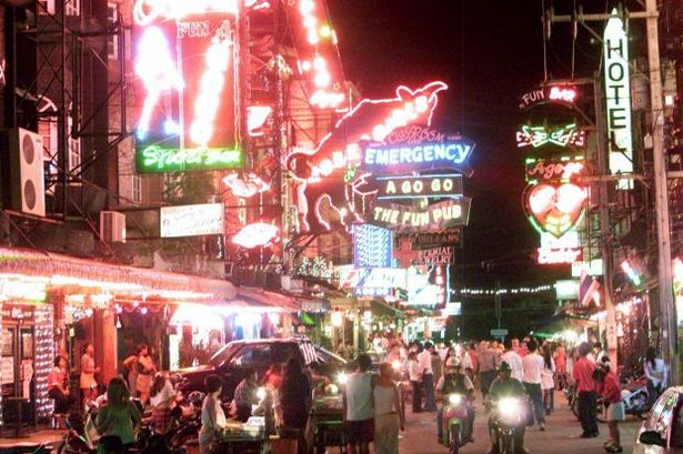 Scottish Doctor Scammed By Pattaya Police Officer and Bar Girl