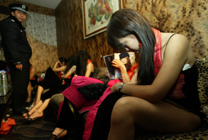 Crime for Soliciting Underage Prostitutes May Be Abolished in China