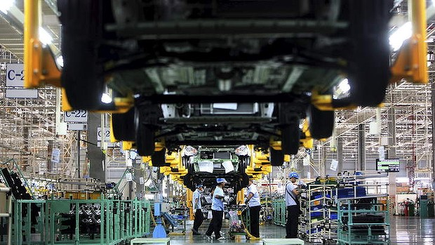 Thailand's Auto Industry Expected to Grow in 2014