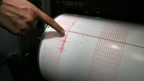 At 12.18 pm today, an earthquake with a magnitude of 4.0 on the Richter scale was reported with the epicenter at Khao Phang sub-district, Ban Ta Khun district, in Surat Thani province, 74 kilometers northeast of Muang district, Phang Nga province