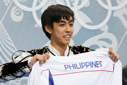 Michael Martinez Becomes First Filipino Figure Skater Ever in the Olympics
