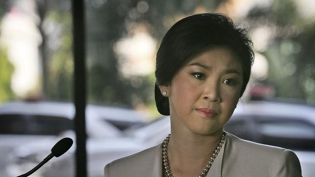 "Yingluck Shinawatra Urges all Thais to Exercise their ""Right to Vote"""