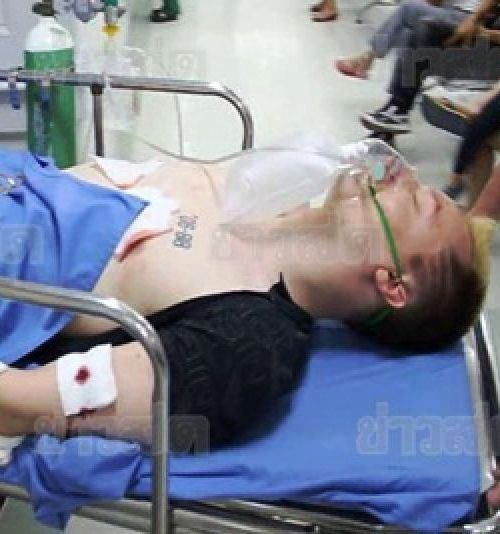 Danish Tourist Stabbed by 2 Russians in Pattaya