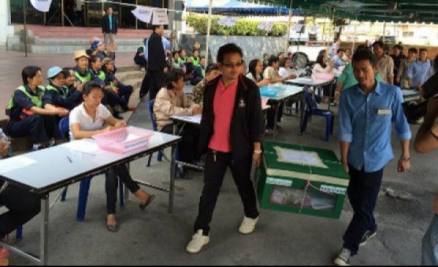 Thai Government ask Elections Commission to Hold New Elections in 7 Days for Area's Unable to Vote
