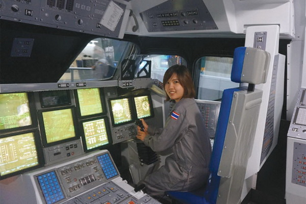 Pirada Techawijit To Become First Thai in Space