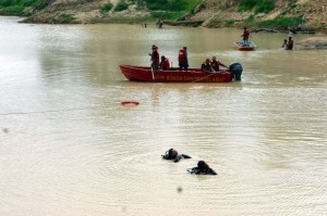 A third body of a teenage boy, who was among eight boys who drowned in Sungai Muar in Buloh Kasap town, has been recovered.