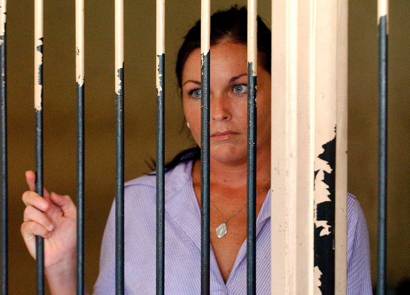 If granted parole, Corby would still be bound to live on Bali and obliged to report regularly to authorities.