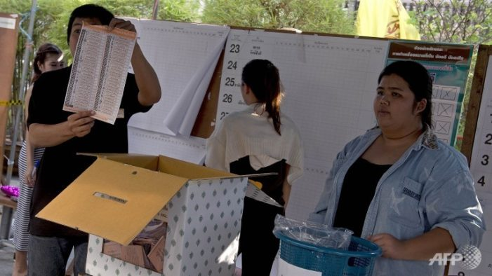 Thailand's (Non) Democrat Party Studying Legal Justifications to Invalidate Vote