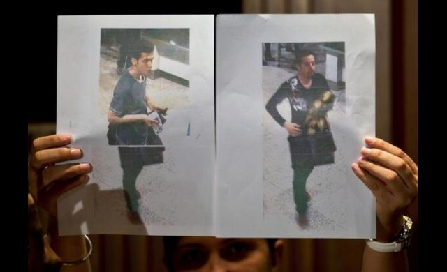 Fake Passport Used by 19 Year Old Iranian on Missing Malaysian Airline