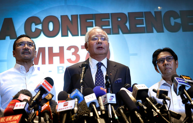 Search for Malaysian Jet Becomes Criminal Investigation -[ Video ]