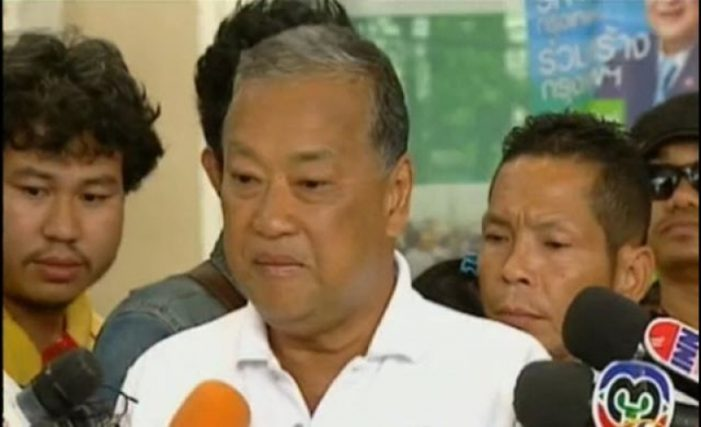 Bangkok Govenor Tossed Out by Election's Commission