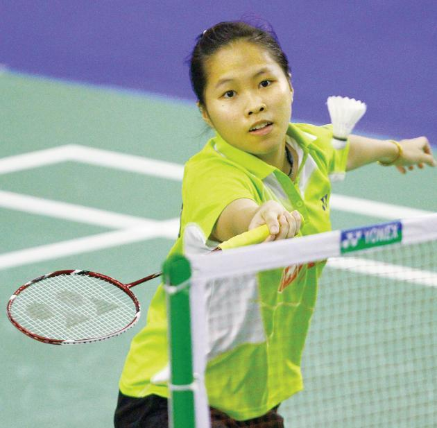 19 Year Old Ratchanok Intanon, the youngest ever world singles champion