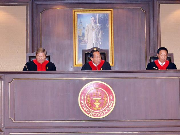 Constitution Court to Rule on the Legality of Thailand's Feb 2 General Election