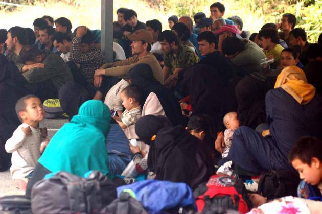 Thai Athorities Detain 200 Ethnic Uighurs from China's Xinjiang Region in Songkhla Province