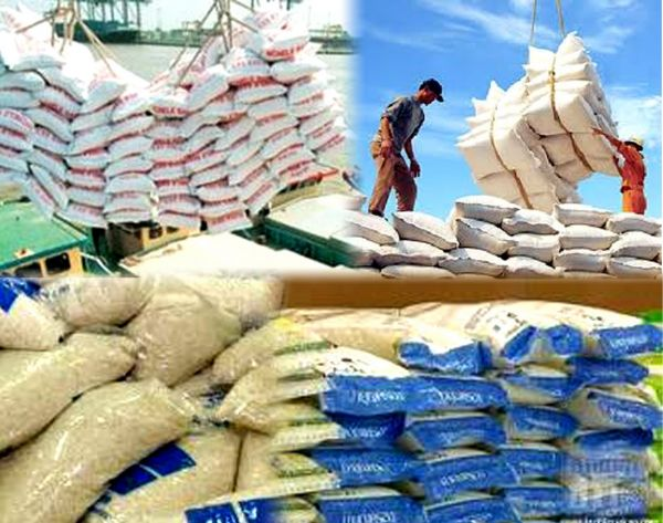 Thailand Sells 730,000 Tonnes of Rice