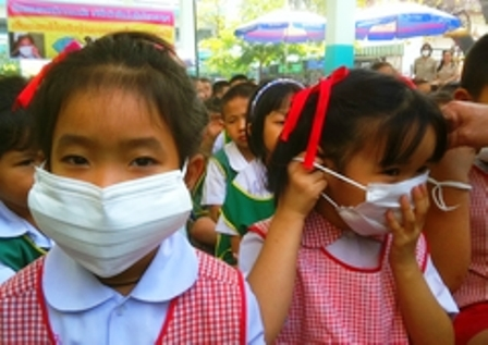 Health Officials on Alert as Haze Reports Grow in Northern Thailand