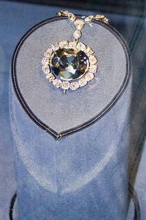 "The unsolved multimillion-dollar scam, known as the ""Blue Diamond"" case, has been shrouded in mystery and taken several bloody twists over the years.  - See more at: http://latimesblogs.latimes.com/babylonbeyond/2010/01/saudi-arabia-jewel-theft.html#sthash.SErmUJFp.dpuf"
