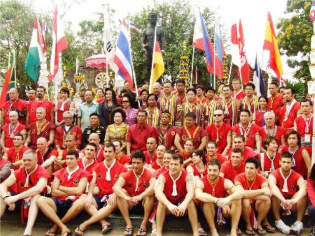 Over 100 professional boxers, from both Thailand and overseas