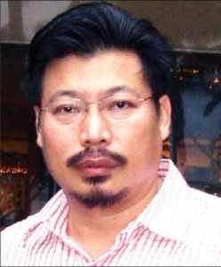Wuthikorn Naruanartwanich, 57, is wanted by Interpol