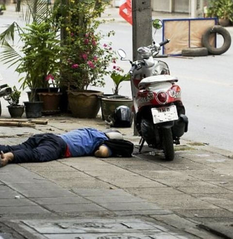 Shan State Drug Runner Shot and Killed by Mae Sai Police