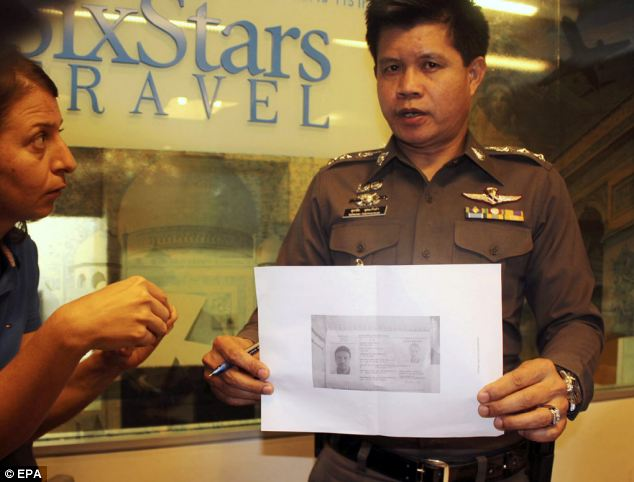 "Thai police said Sunday they were investigating a ""passport ring"" as details emerged of bookings made in Thailand with stolen European passports for the vanished Malaysia Airlines flight."