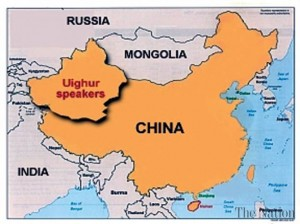 Chinese leadership said there was no confirmed connection to Uighur militants