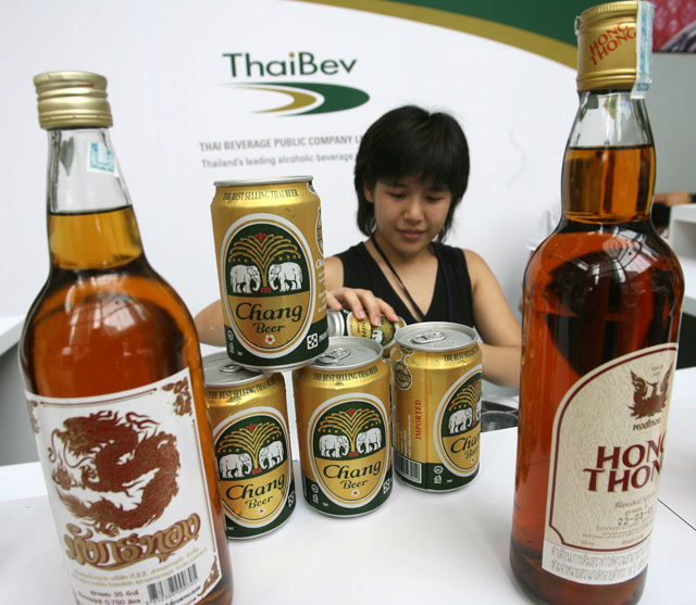 Thailand Ranks #1 in Alcohol Consumption Among ASEAN Countries