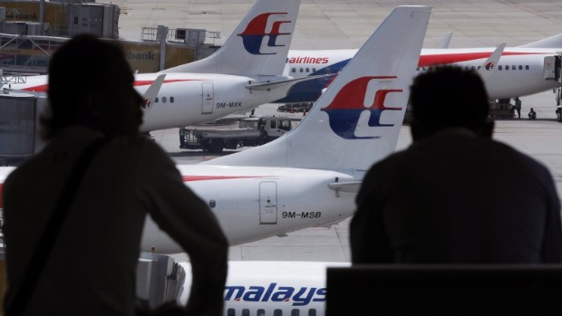 Malaysian Airline Boeing 777 Carrying 239 People Missing, Oil Slicks Spotted by Vietnam Airforce