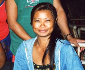 Jantra Weangta was found murdered in Taylor's rented bungalow in Chalong.