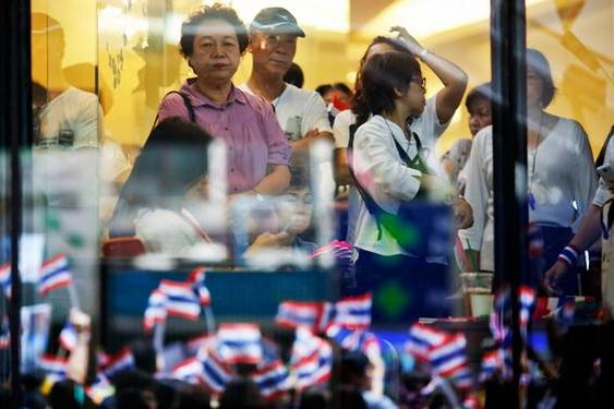Thailand's Exports Sag, Factory Output Shrinks