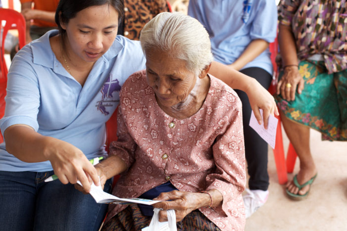 Thailand Prepares for Becoming an Aging Society