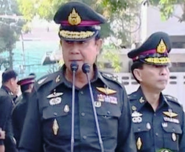 Army commander-in-chief Gen Prayuth Chan-ocha