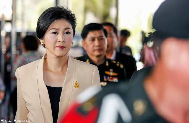 If found guilty, Yingluck could be forced to step down and some legal experts say the whole government would have to go with her.