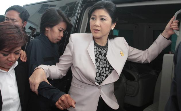 """Thailand: """"Lame Duck' Yingluck Can't Be Replaced With Non-elected PM"""