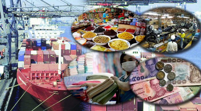 Thailand's Commerce Ministry Projects the Country's Exports to Rebound In Second Half