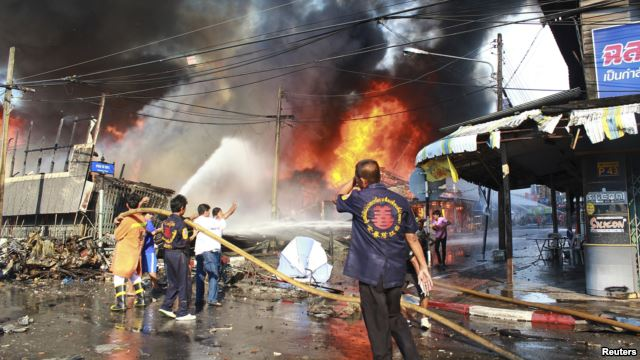 Thailand's Southern Insurgent Target Local Economy