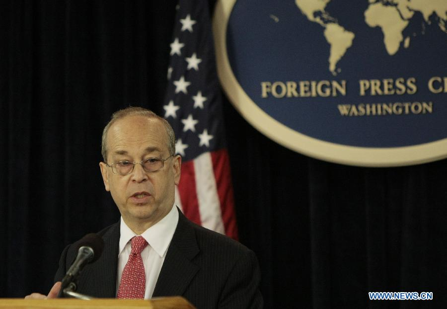 US Assistant Secretary of State for East Asian and Pacific Affairs Daniel R Russel