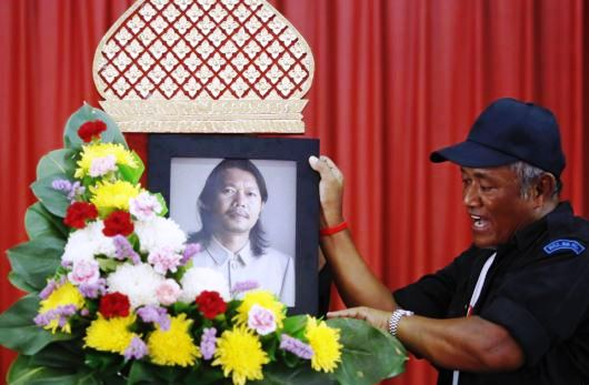 Red Shirts Poet Shooting Death Raises Worries of Rising Tensions in Thailand
