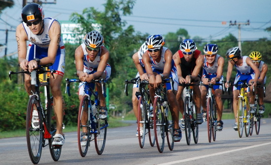 Golden Triangle Triathlon 3 to 4 May in Mae Sai district, Chiang Rai province